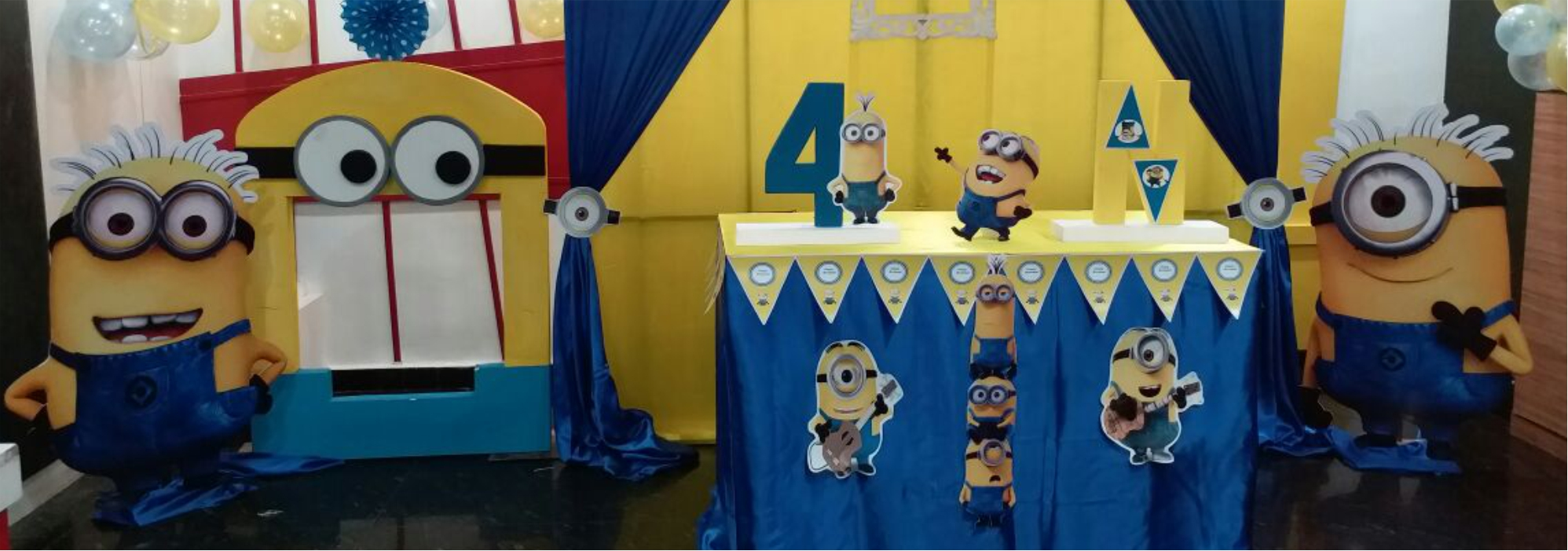 best birthday party places for kids in Hyderabad