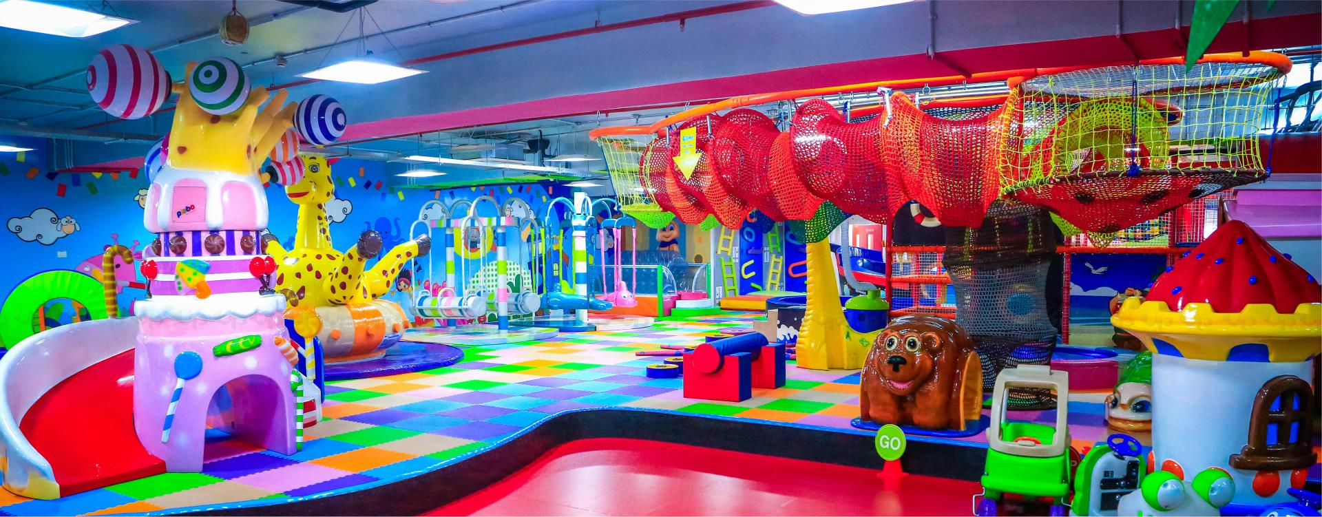 Kids play zone Franchise in Hyderabad